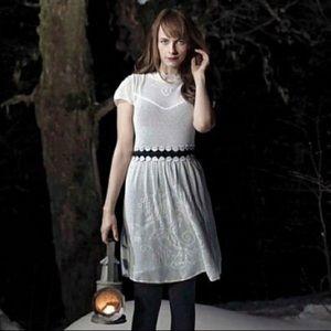 Anthropologie Liamolly Lantern's Glow Dress